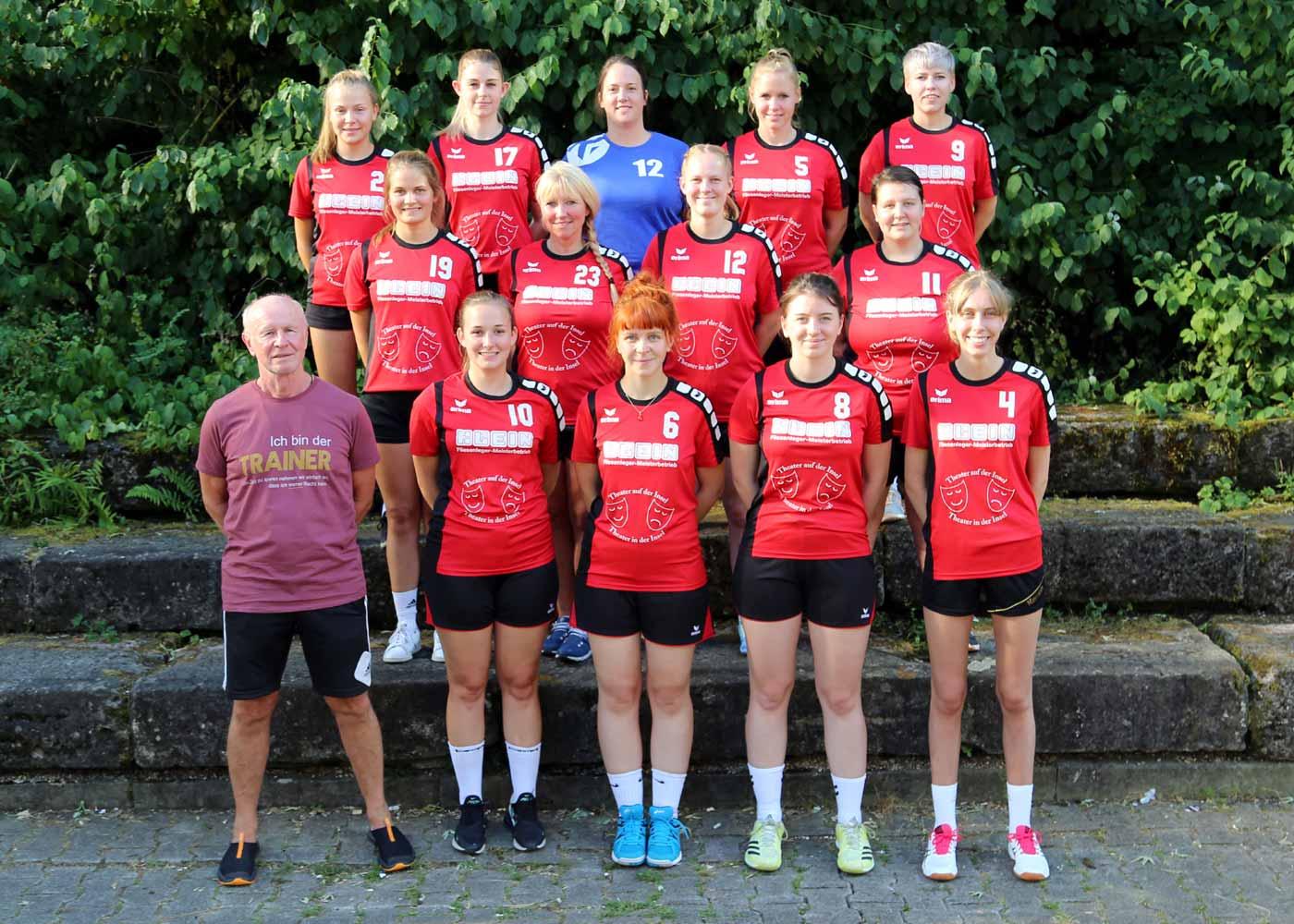 TSV Zizishausen Frauen 2