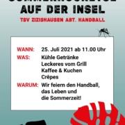 Sommerhocketse TSV Zizishausen 25. Juli 2021